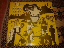 Reggae Album - Papa Levi - Trouble In Africa - Jah Records JRW 004. SOLD !!!!!