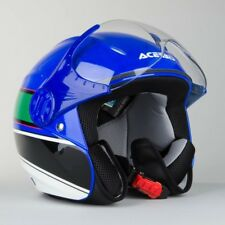 Casco Jet Acerbis X-Jet Scooter Motocicleta Talla M