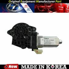 OEM Front Left Power Window Motor 2005-2010 for Kia Sportage, 98810-1F100