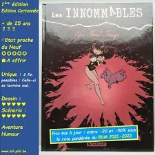 Innommables, 6, Alix - Noni, - Tengu, Conrad, Yann Dargaud EO 1996 EN C fini Mal