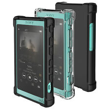 inorlo Gel Skin TPU Case for Sony Walkman NW-A35 NW-A45 MP3 Player + Screen Prot