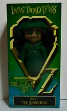 LDD MEZCO Living Dead Dolls Lost in Oz Emarald Variant - SCARECROW - NEW SEALED