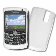 WHITE SILICONE CASE SKIN COVER for Blackberry 8300 8310 8320 8330 tm094