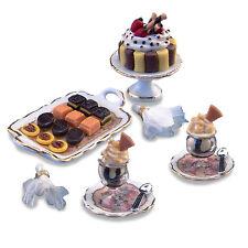 Reutter Porzellan Süße Leckereien / Scrumptious Sweet Treats Puppenstube 1:12