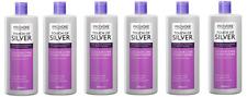 6x provocare tocco di colore ARGENTO SILVER CARE balsamo per capelli 200 ml Grigio