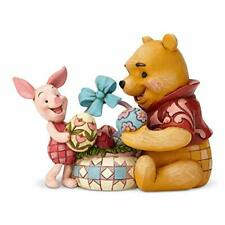 Disney Traditions 6001283 Spring Surprise Pooh and Piglet Figurine