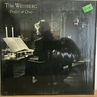 TIM     WEISBERG              LP        PARTY  OF   ONE