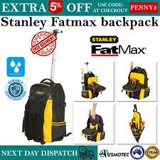 Stanley 1-79-215 FatMax Tool Back Pack On Wheels Backpack Wheeled Bag Storage
