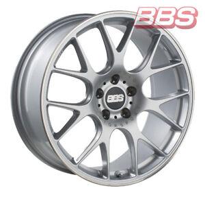 BBS Wheels CH-R 8.5x19 ET32 5x112 SIL for VW Beetle CC Eos Jetta Passat Passat A