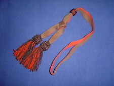 WWII JAPANESE ARMY OFFICERS SWORD KNOT | SK40
