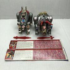 Transformers G1 Dinobots Slag Snarl Hasbro Takara Action Figure Dinobot Original