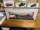 Rare Snap-On Tools 1950s Garage Display & Matching Vehicles Set 1:24 2002