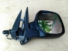 Peugeot Partner  Drivers Side Wing Mirror 2002 Quicksilver 1.9 Diesel Non-Turbo
