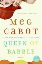 Queen of Babble: Queen of Babble 1 by Meg Cabot (2007, Paperback)