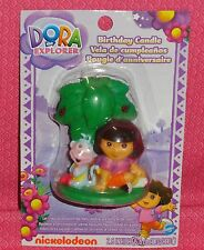 Dora the Explorer/Boots Birthday Cake Candle,Wilton,Multi-Color,Decoration