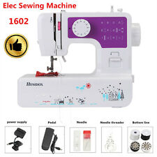 Elec Professional Sewing Machine Quilting Multi-Function USB Portable Heavy Duty
