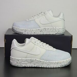 Nike Air Force 1 Crater Summit White AF1 Low Shoes CT1986 100 Women's US Size 8