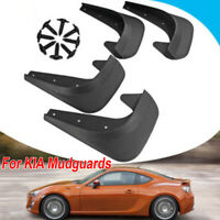 Front Rear Mud Flaps Mudflaps Mudguards For KIA Splash Guards Carens Opirus Soul