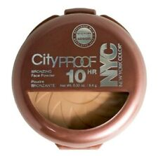NYC City Proof 10hr Bronzing Face Powder #720 Sunny Sealed HTF Discontinued
