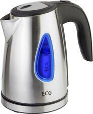 ECG RK1040 Wasserkocher Verdampfer 1500W Kalkfilter Edelstahl