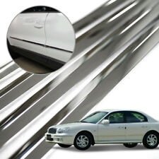 Chrome Side Skirt Door Line Sill Molding for HYUNDAI 1999 - 2005 Sonata EF / i34