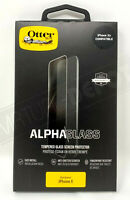 OtterBox Alpha Glass Screen Protector for Apple iPhone X, XS, iPhone 11 Pro NEW