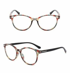 Cat Eye Reading Glasses Spring Hinges Readers Vintage Sexy Womens 1.0~4.0 DFA366