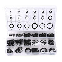 Practical O-Ring Rubber Assortment Kit Hydraulics Air Gas Craft Household Crafts