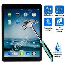 100% véritable verre trempé film protecteur d'écran pour Apple iPad Mini 1/2/3