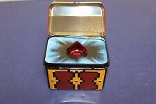 Arcade Block Exclusive Legend of Zelda Hyrulian Tin Treasure Chest
