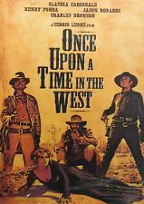 Sergio Leone's Once Upon a Time in the West (1968) Henry Fonda Jason Robards