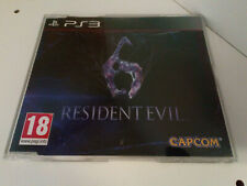 Resident Evil 6 PS3  Promo . blu-ray 10/10