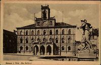 Weimar Thüringen s/w AK ~1920/30 Partie am Rathaus mit Neptun Brunnen ungelaufen