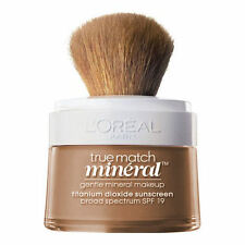 1 x L'Oreal True Match Mineral Powder Makeup 471 Soft Sable (C6-7)