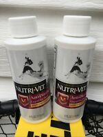 Nutri-Vet Wellness Anti-Diarrhea Liquid for Dogs 4 oz