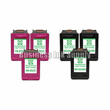 6 PACK HP 60XL ink cartridge for PhotoSmart C4600 C4635 C4685 C4780 C4700 C4740