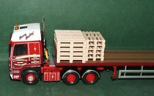 CORGI TRUCK LOAD,50 SIKU 1:50 SCALE PALLETS(BAG OF 50 PALLETS)TRUCK NOT INCLUDED