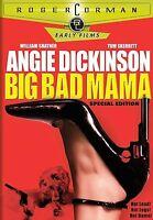 Big Bad Mama-Buena Vista DVD Special Edition-Region 1-Angie Dickinson-Shatner