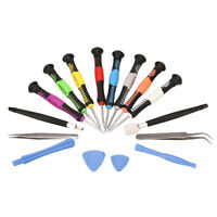 Phone Repair Tool Kit 16 In 1 Precision Screwdriver Set For Computer iPhoneA_ex