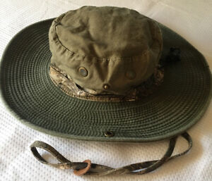 Magellan Outdoors Camo Bucket Hat YOUTH Size S/M
