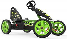 Berg Rally Force Kids Pedal Car Compact Go Kart Green Black 4 - 12 Years New