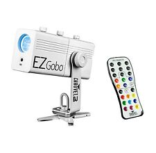 Chauvet DJ EZGobo Battery Powered LED Wedding Logo Projector with IRC-6 Remote