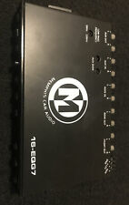Memphis Eql7 7-Band Equalizer 8 Volt Out Graphic Eq