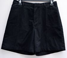 Ladies Dockers Shorts Size 8 Black