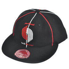 uk availability c1644 e44c7 NBA Mitchell Ness Portland Trailblazers G024 Team Prim Fitted Hat Cap 7 7 8