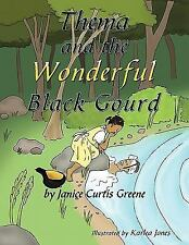 Thema and the Wonderful Black Gourd-ExLibrary