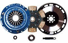 QSC Stage 3 Race Clutch Forged Flywheel Kit Accord Prelude H22 H23 F23 F23