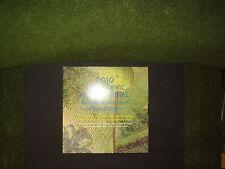 Griechenland 2010,Offizieller Kursmünzensatz (KMS) 2010,Biodiversity,NEU,OVP!