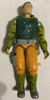 1990 CAPTAIN GRID-IRON Hand to Hand Combat Specialist G.I. Joe 3.75 inch Figure