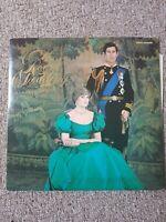 The Royal Wedding 1981 Vinyl LP Album BBC Records REP 413
